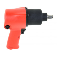 Industrial Type Pneumatic 1/2 Air Impact Wrench Twin Hammer 405ft/lbs