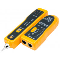 Network LAN or Telephone Cable Wire Tracker Toner Open Circuit Tester