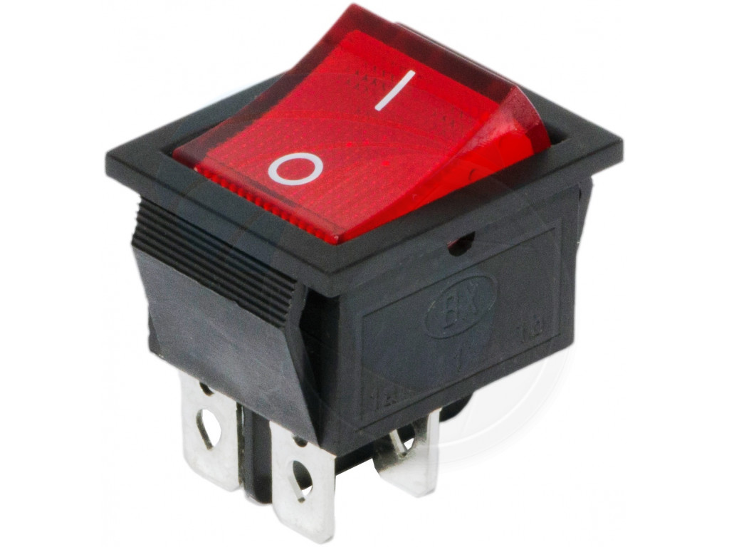 Dpst Switch Wiring 8 Pin Best Secret Diagram Single Pole Double Throw Toggle Red Button On Off 4 Boat Rocker 16a 250v 120v