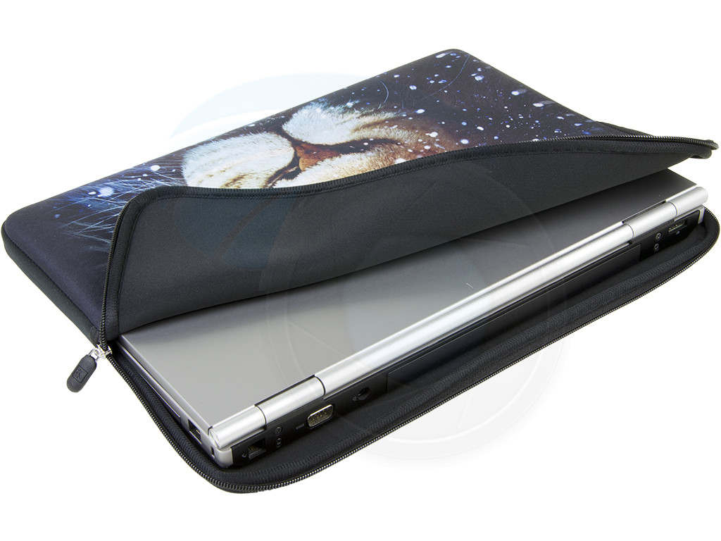 """Laptop Netbook Waterproof Sleeve Pouch Bag Case for 15""""-15.6"""" HP Dell"""