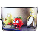 Laptop Netbook Waterproof Sleeve Pouch Bag for 15-15.6 HP Dell Fruit