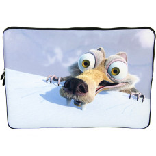 Laptop Netbook Waterproof Sleeve Pouch Bag for 15-15.6 HP Dell Ice Age
