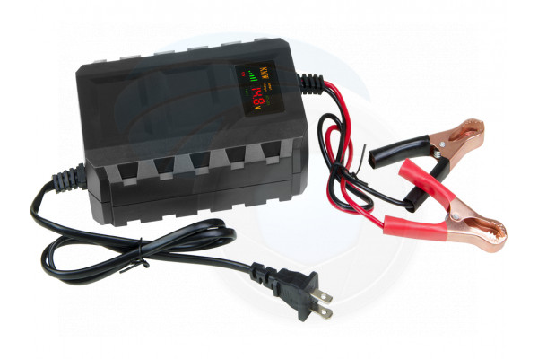 12V 20A Car Battery Lead Acid Battery Charger Motorcycle Boat ATV RV