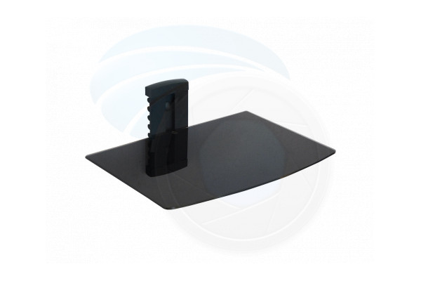 Adjustable Shelf for DVD Player Cable Box Receiver and Gaming Consoles