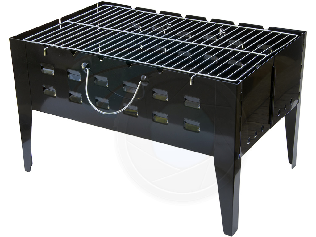 outdoors bbq portable charcoal kebab foldable portable grill. Black Bedroom Furniture Sets. Home Design Ideas