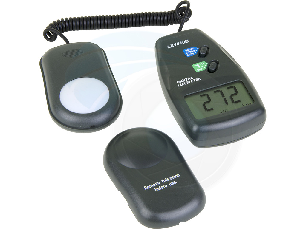 Electrical Measuring Devices : Digital lux meter lx b light level photo