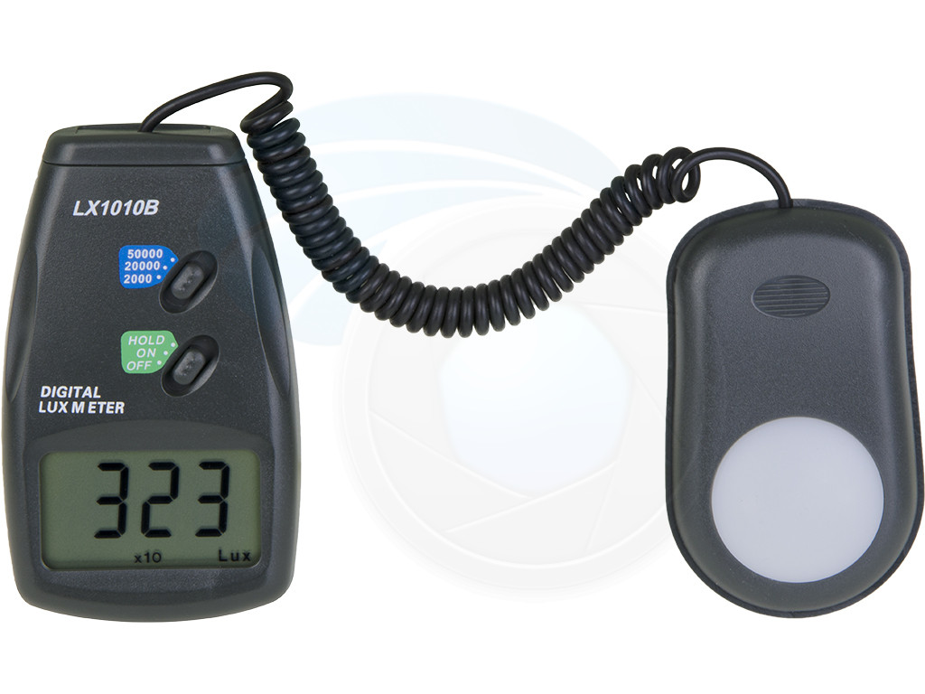 Use Electric Measuring Devices : Electric measuring devices digital lux meter