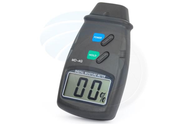 Digital LCD Moisture Meter Wall Wood Timber Damp Tester Water Detector