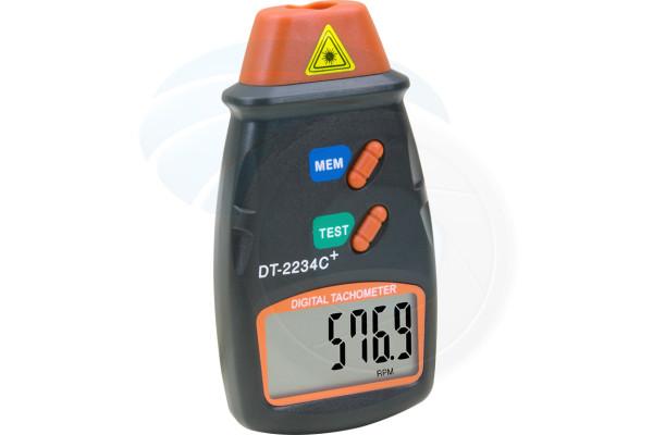 Digital Non-contact Laser Photo Tachometer RPM Tach Motor Speed Gauge