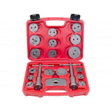 21Pcs Universal Caliper Wind Back Kit Disc Caliper Brake Service Tool