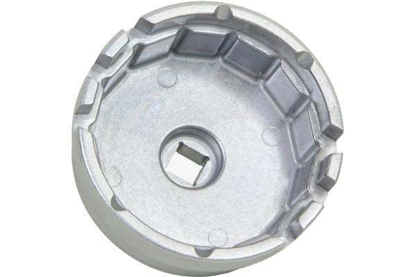 Car Oil Filter Wrench 64.5mm Socket 14 Flutes Aluminum Toyota & Lexus
