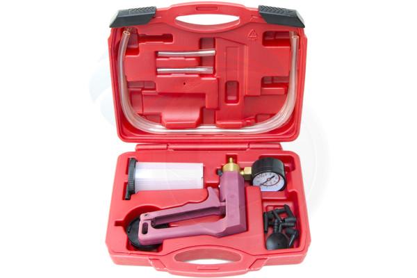 Hand Held Vacuum Pump Tester Brake Bleeder Kit for Cars Motorcycles