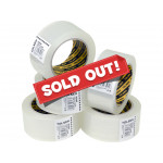 5 Rolls Shipping Sealing Box Carton Packing Packaging Tape 48mm x 100m