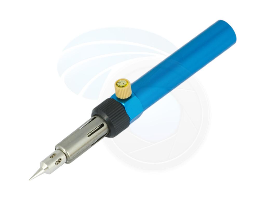 Gas fuel refillable blow torch welding soldering solder