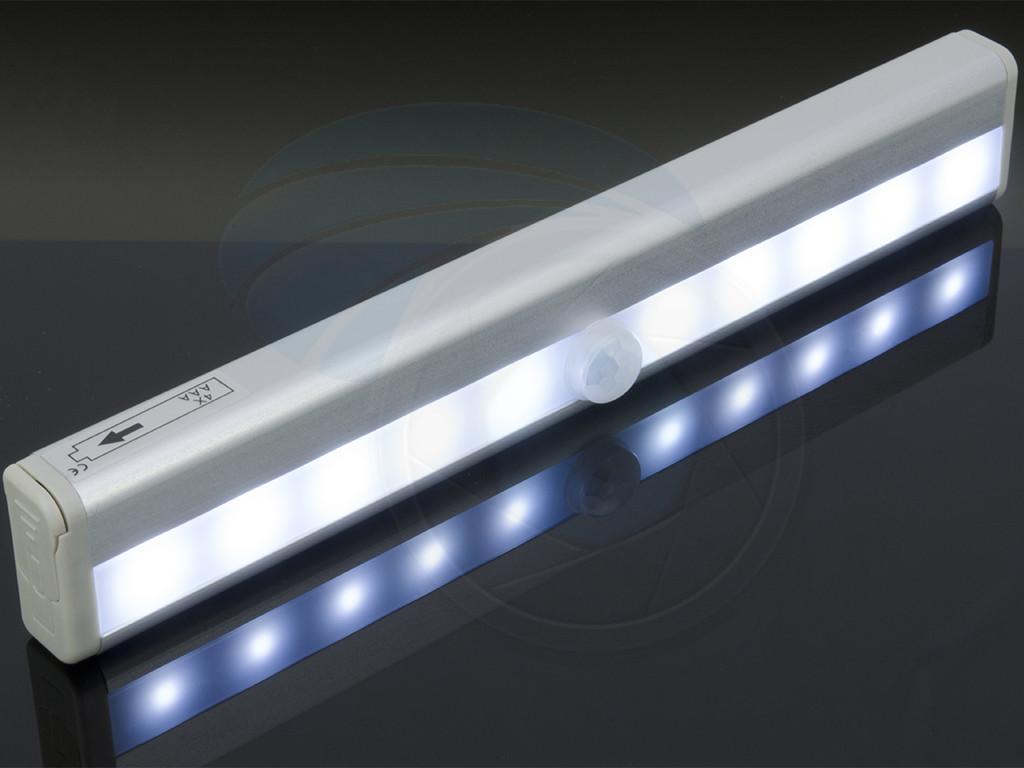 Motion Detection Sensor Automatic Closet Wardrobe Stairs Night Light