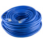 Blue 100Ft RJ-45 23AWG Cat-6 UTP Gigabit Ethernet Lan Network Cable