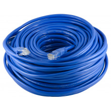 100Ft RJ-45 24AWG Cat-6 UTP Gigabit Ethernet Lan Network Cable 30M
