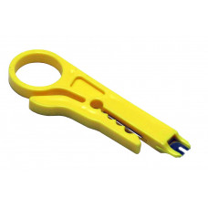 Network RJ45 Cat5 Cat6 Punch Down Network UTP Cable Cutter Stripper