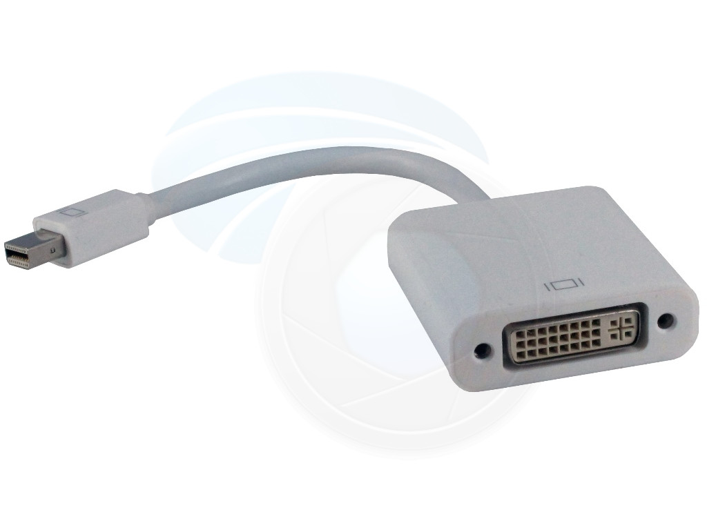 Mini Displayport To Dvi Converter For Mac Imac And Macbook