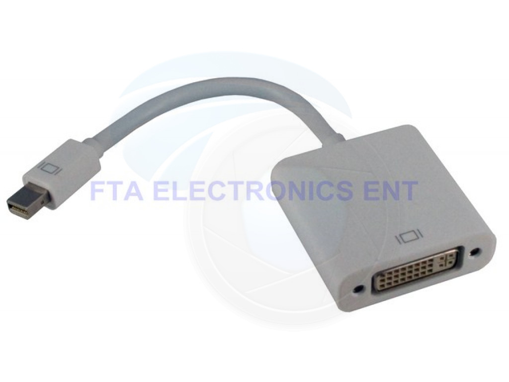 Mini Displayport To Dvi Converter For Mac Imac And Macbook