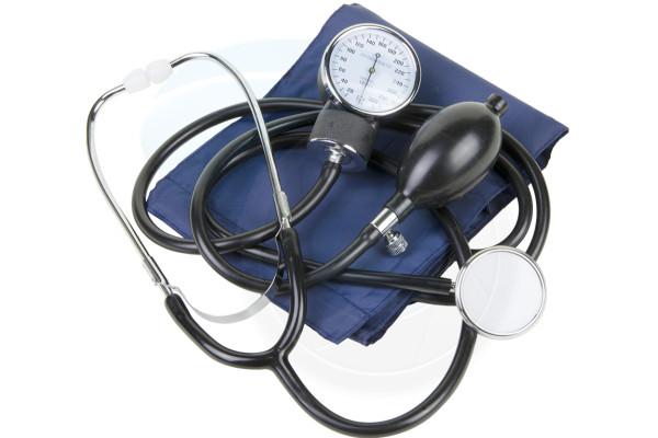 Blood Pressure Stethoscope Meter Aneroid Monitor Cuff Sphygmomanometer