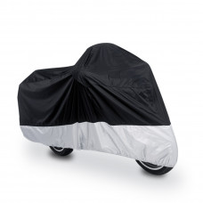 Weatherproof Cruiser Motorcycle Bike Extra Large Protection Rain Cover