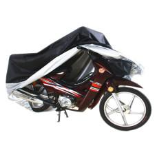 Weatherproof Motorcycle Bike Large Cover Protection Rain Dust UV Light