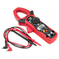 AC Current Amps Clamp Meter AC/DC Voltage Diode Resistance Ohms Tester