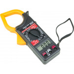 AC/DC Clamp Volt-Meter Voltage Current Resistance Continuity Tester