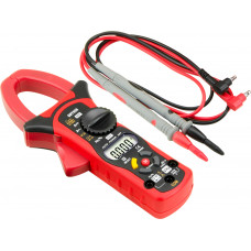 Digital AC/DC Current Voltage Clamp Meter Auto Range Frequency Tester