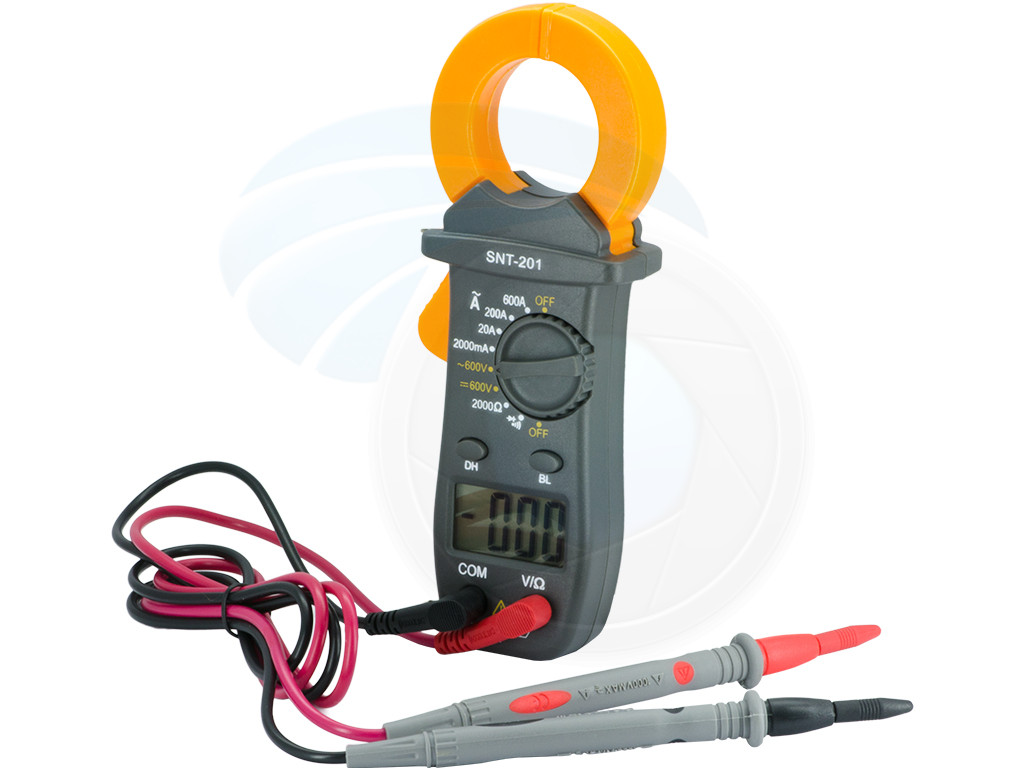Voltage Clamp Meter : Multimeters ac dc multimeter digital tester voltage