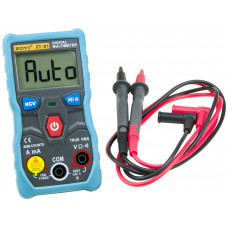 Digital Auto Ranging Multimeter for AC/DC Resistance Current Diod NCV