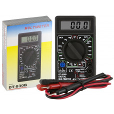 Digital LCD Display AC/DC Tester Voltmeter Ammeter Ohm Diod Multimeter