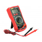 Handheld Digital Multi-Tester Ammeter Voltmeter Resistance Multimeter