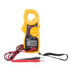 Digital LCD Clamp Multimeter AC/DC Voltmeter Ammeter Ohms Volt Meter