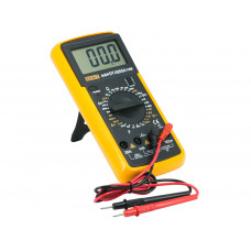 Professional Digital Multitester Ammeter Voltmeter Multimeter DT9205A