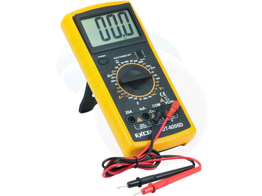 Check For Continuity Voltmeter : Professional digital multitester ammeter voltmeter