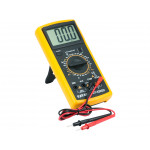 Professional Digital Multitester Ammeter Voltmeter Multimeter DT9205D