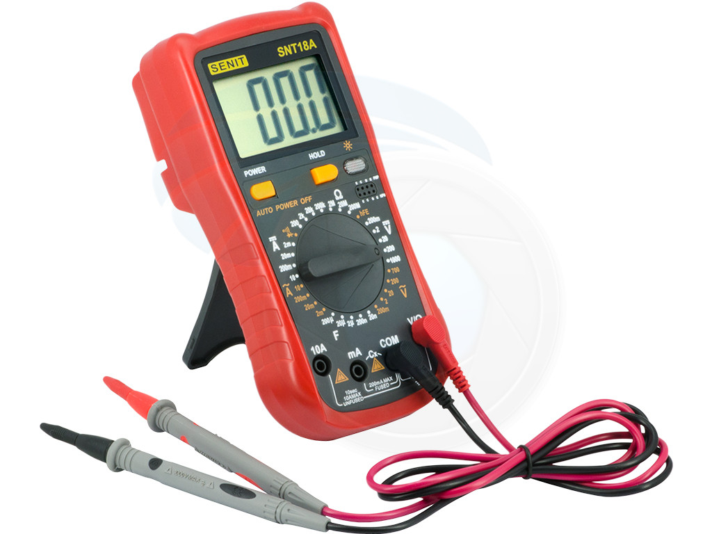 Universal Handheld Digital Multitester Ammeter Voltage