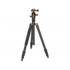 Professional Aluminum Full Size Photo DSLR Camera Tripod with Monopod