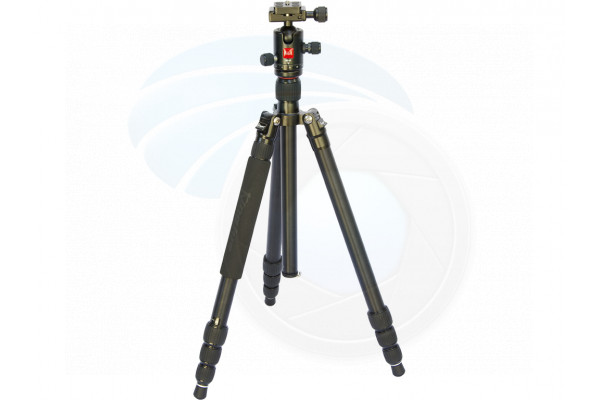 Professional Aluminum Full Size Photo DSLR Camera Tripod with Monopod