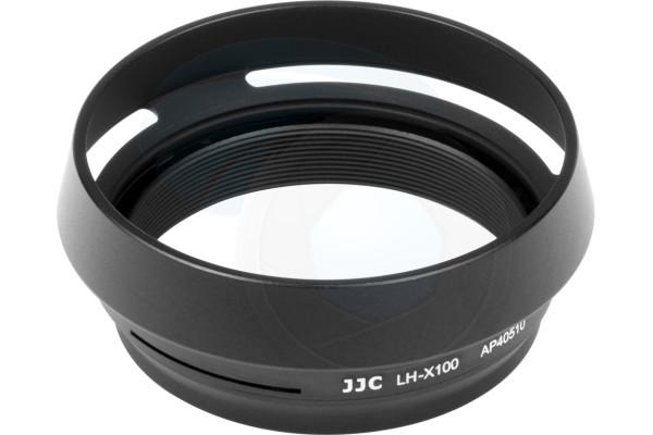 JJC LH-JX100 Lens Hood incl. 49mm Adapter Fujifilm Finepix X100 X100S