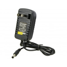 CY-0520 US Plug 5V 2A 5.5mm Universal DC Power Supply Adapter Charger