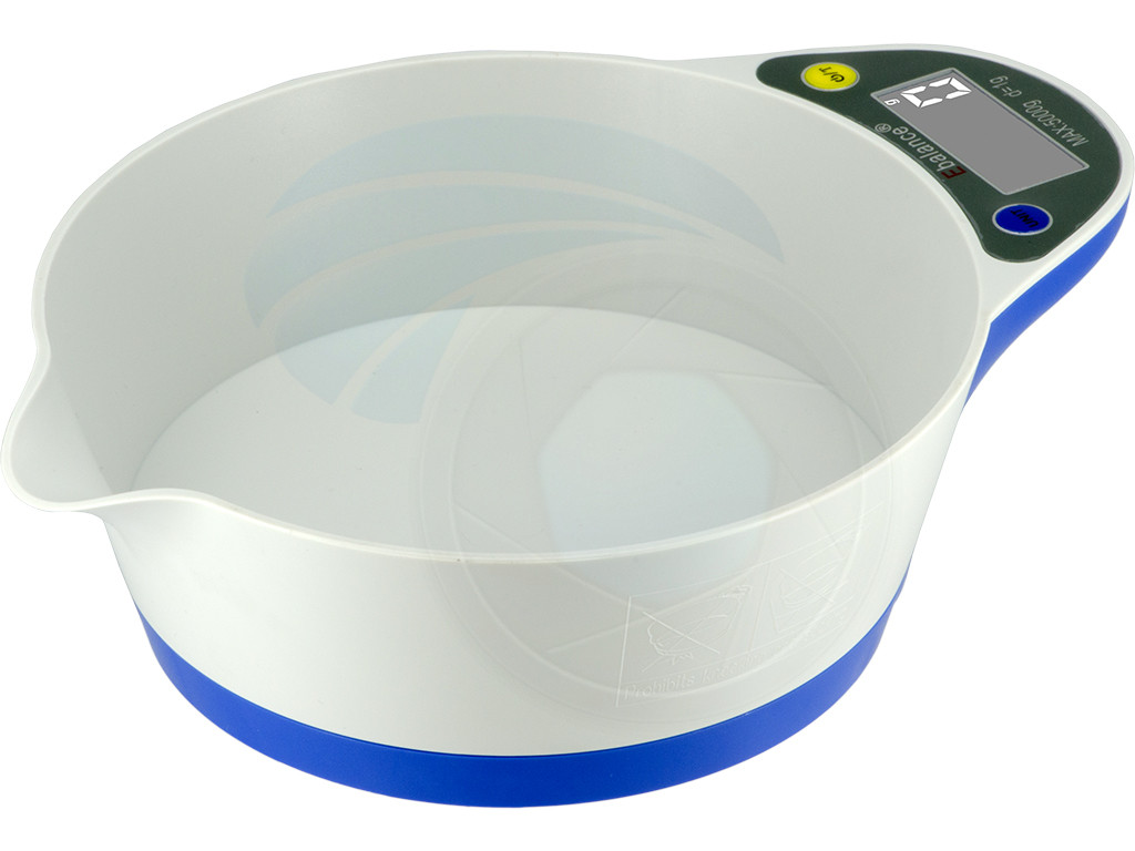 5kg Household Utility Type Bucket Mixing Bowl Electronic