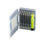 12 Tips Computer Phone Tablet Repair Tool Kit Mini Screw Screwdrivers