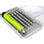 8 Tips Computer Phone Tablet Repair Tool Kit Mini Screw Screwdrivers