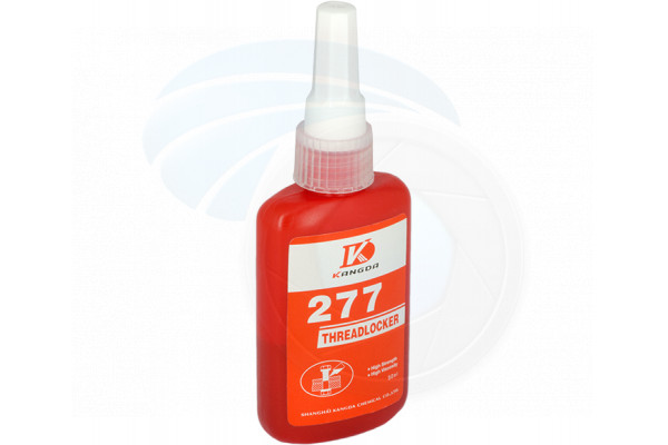 Thread Locker 50ml Viscosity High Strength Red Liquid Strong Loctite