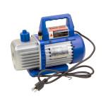 Air Vacuum Pump HVAC Auto A/C Refrigerant Recharging Tool R134a R410a