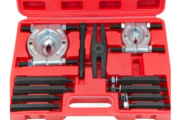 12pcs Bearing Separator Puller Set 2-3inch Splitters Remove Bearings