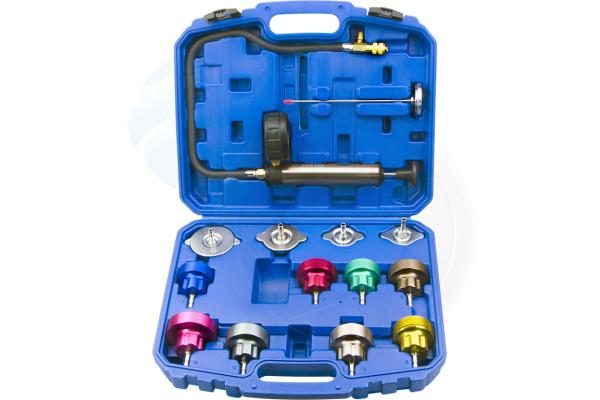 14pc Cooling System Radiator Pressure Detector Coolant Antifreeze Leak
